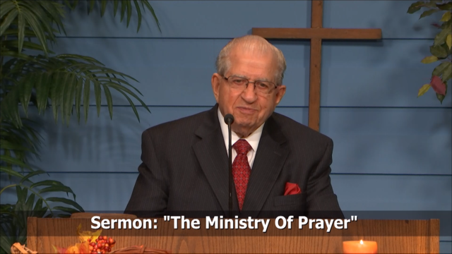 The Ministry Of Prayer
