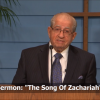The Song Of Zachariah