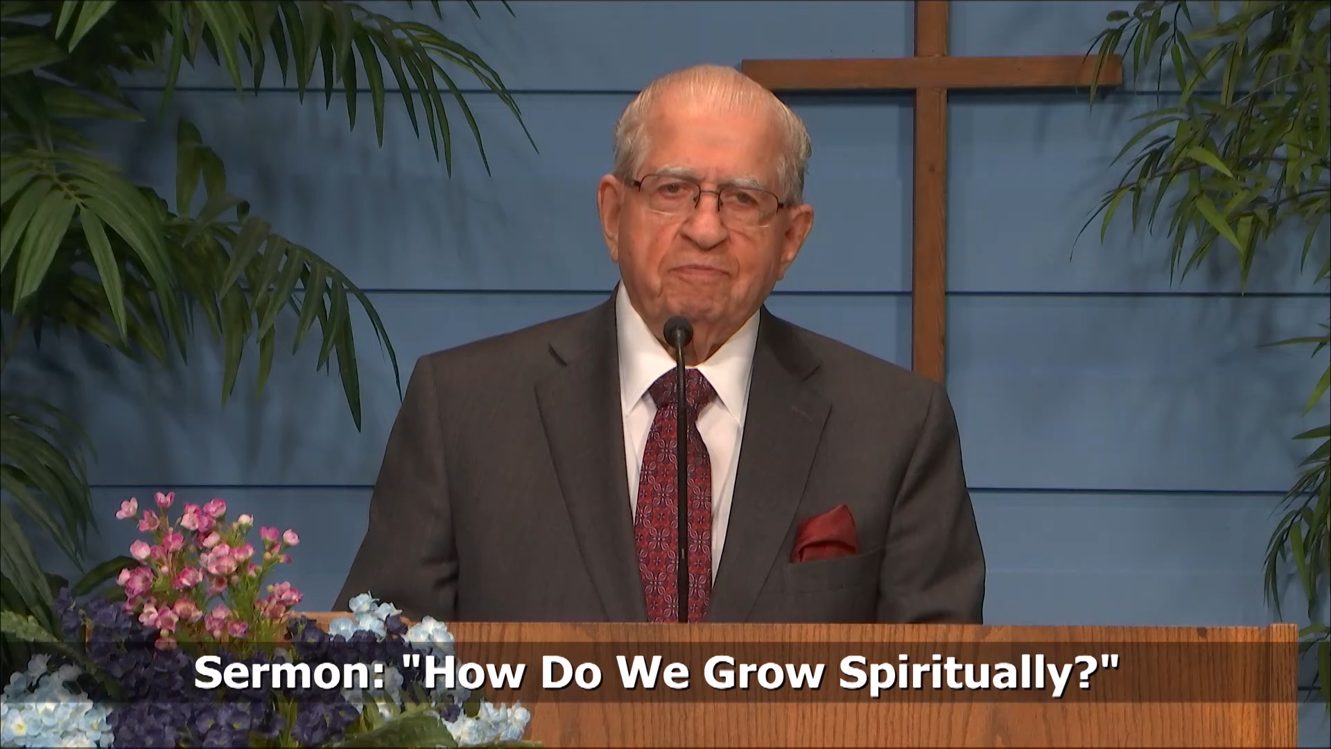 How Do We Grow Spiritually?