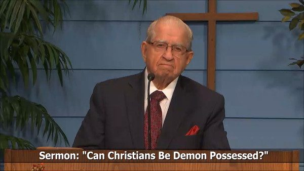 Can Christians be Demon Possessed