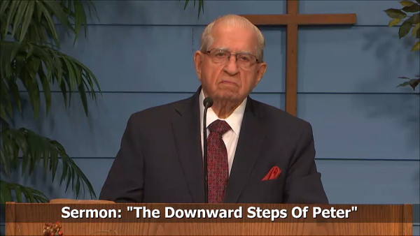 The Downward Steps of Peter