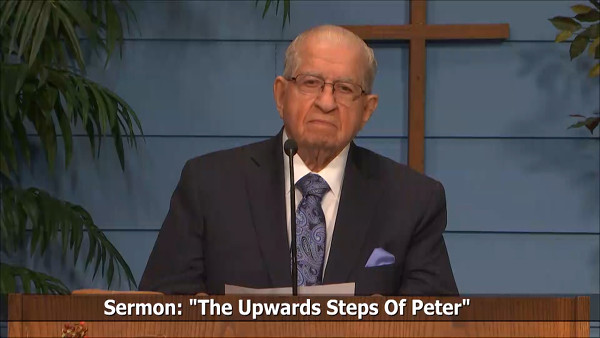 The Upward Steps of Peter