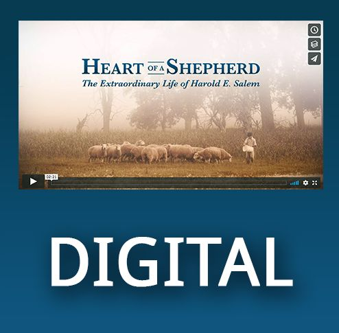 Heart of a Shepherd - The Extraordinary Life of E. Salem - Digital Download