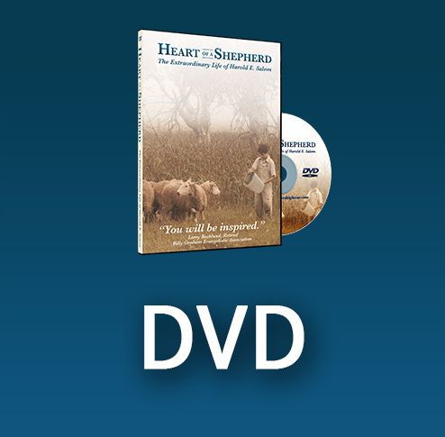 Heart of a Shepherd - The Extraordinary Life of E. Salem - DVD