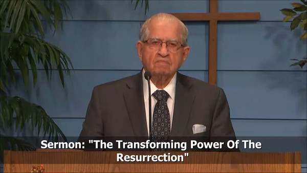 The Transforming Power Of The Resurrection