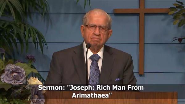 Joseph: Rich Man from Arimathaea