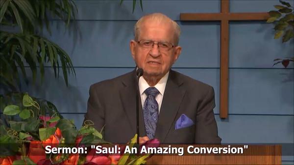 Saul An Amazing Conversion