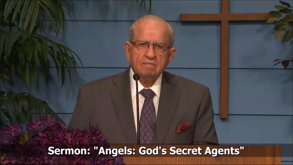 Angels Gods Secret Agents