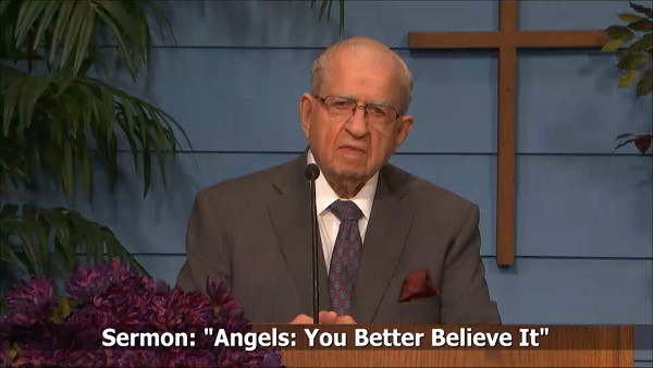 Angels You Better Believe It
