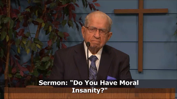 Do You Have Moral Insanity