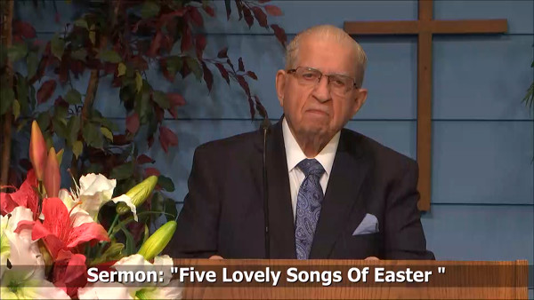 Five Lovely Songs Of Easter