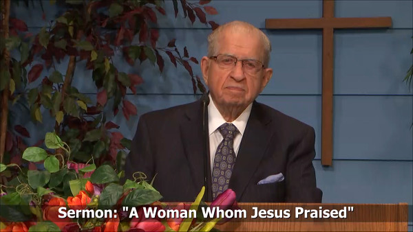 A Woman Whom Jesus Praised