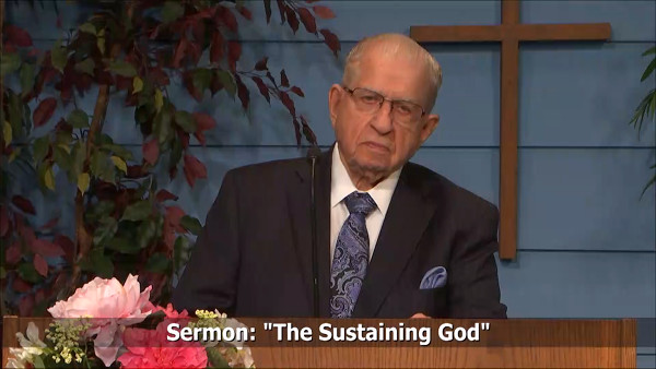 The Sustaining God