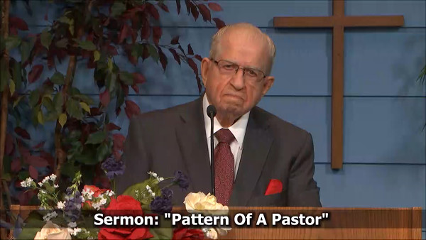 Pattern Of A Pastor